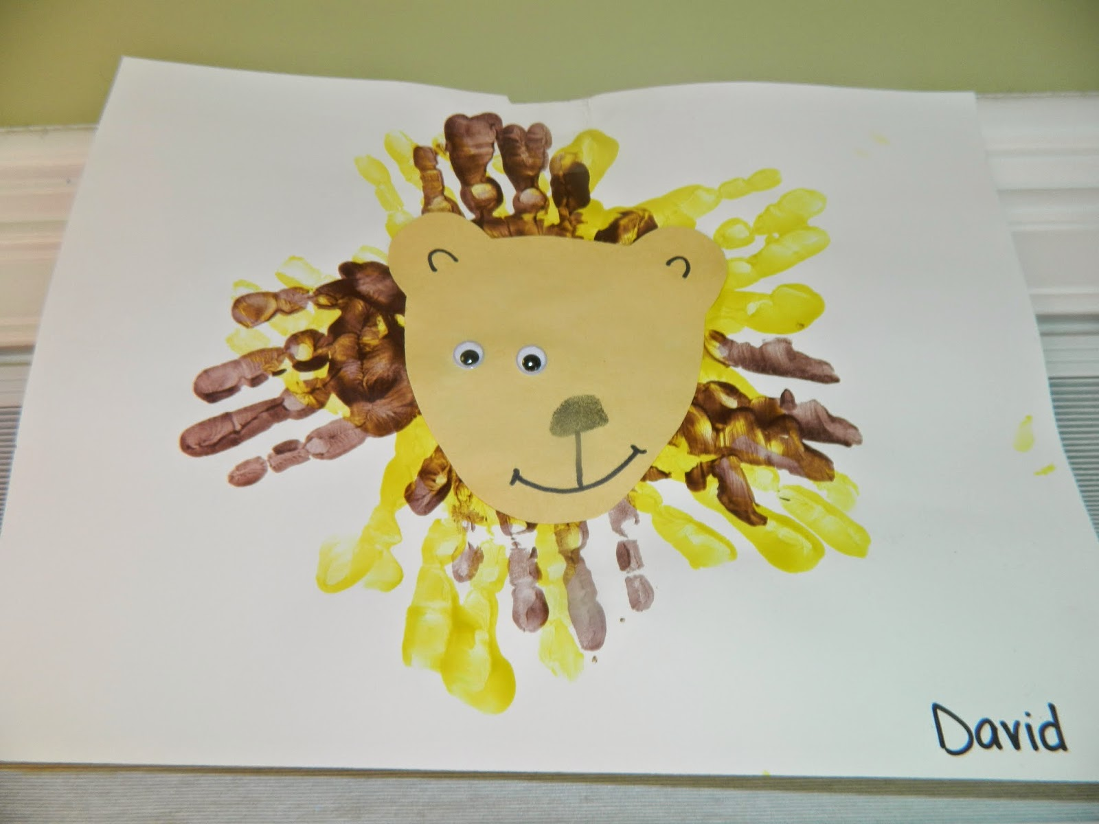 Terrific Preschool Years March Comes In Like A Lion And