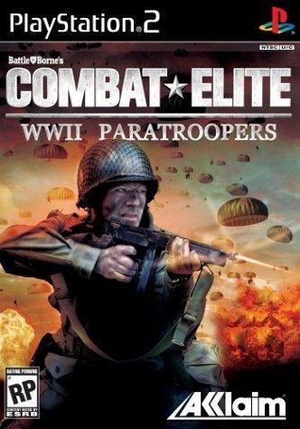 combat elite - Combat Elite WWII Paratroopers PS2