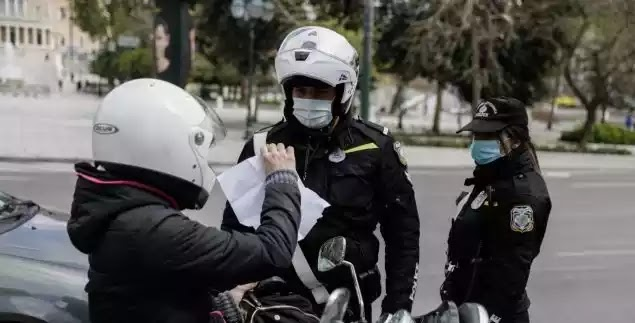 Πιο αυστηρά τα μέτρα απαγόρευσης κυκλοφορίας: Τα SOS για όσους μετακινηθούν