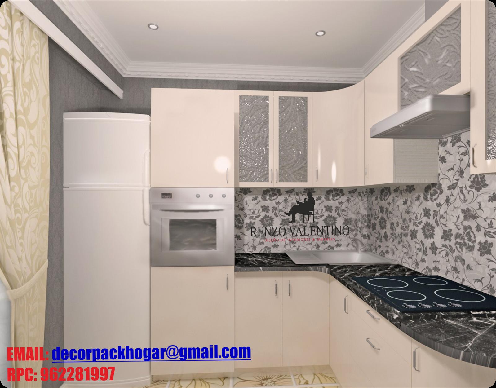 Dise os fabricacion de closet cocina y muebles de oficina for Reposteros para cocina en melamina