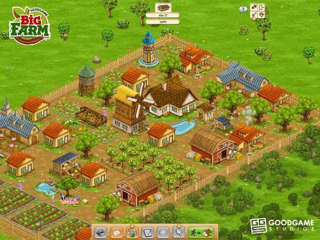 تحميل لعبة المزرعة السعيدة الاصلية للكمبيوتر Download Happy Farm
