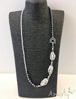 Logo Amarty : gioca e vinci gratis una esclusiva collana con ematite, cristalli e argentoni