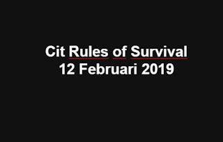Link Download File Cheats Rules of Survival 12 Feb 2019
