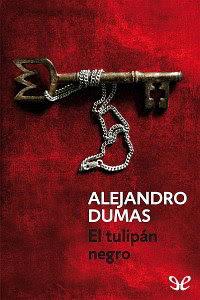 Portada del libro el tulipan negro para descargar en epub y pdf gratis
