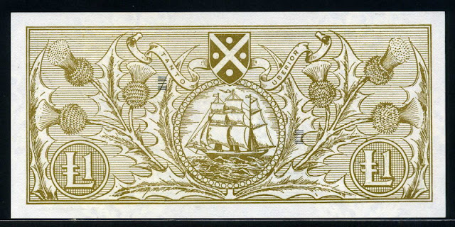 Scottish Pound Sterling