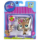 Littlest Pet Shop Mommy and Baby Deer (#3583) Pet