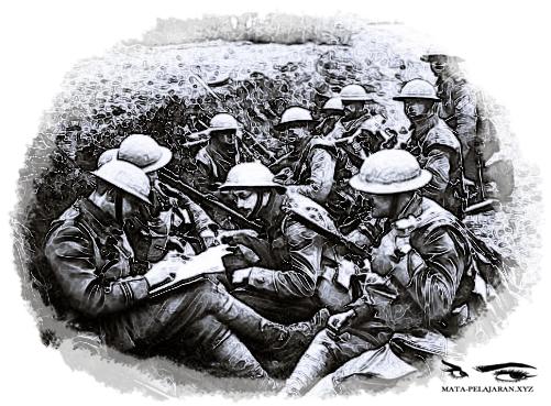 Perang Dunia Pertama, Perang Dunia I, Penyebab Perang Dunia I, Sebab Perang Dunia I, Latar Belakang Perang Dunia I, Awal Perang Dunia I, Sejarah Perang Dunia I.