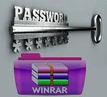 Cara Memberi Password File RAR atau  ZIP