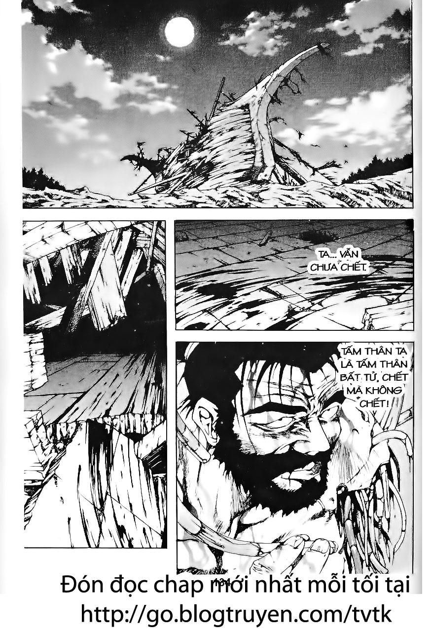 Shoma -Thiên Vương Thần Kiếm chương 084 trang 2