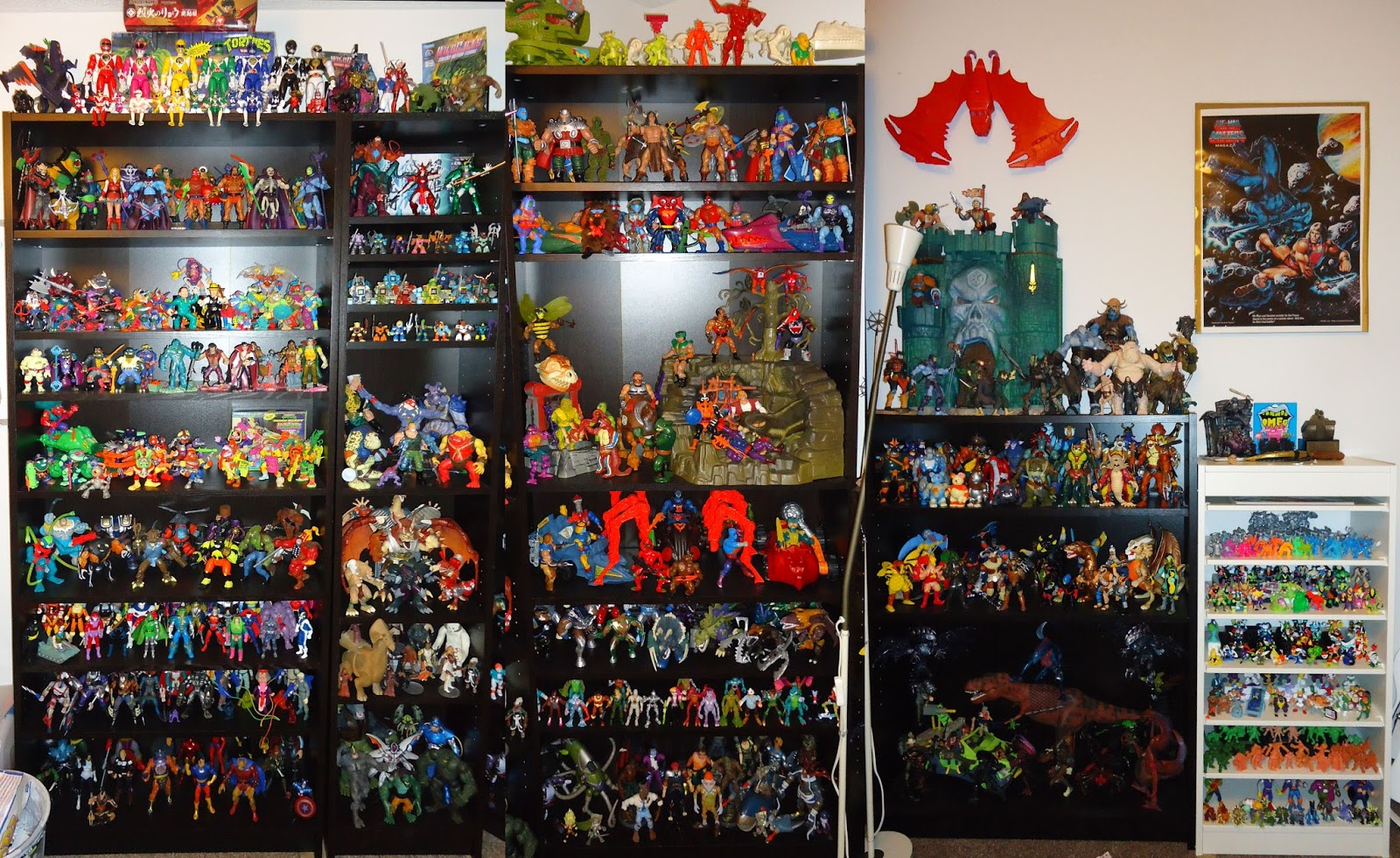 Collection Of Toys 91