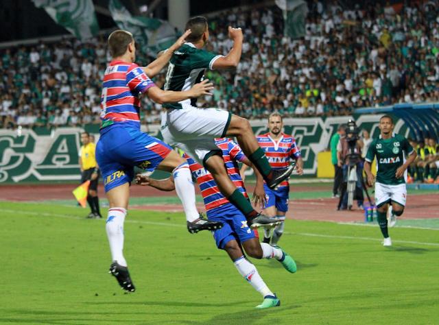 Pós-Jogo: Goiás 3x1 Fortaleza - Um apagão no Olímpico