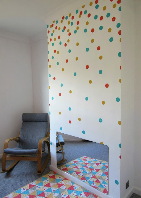Montessori Movement Space via SEWN Sewing Blog