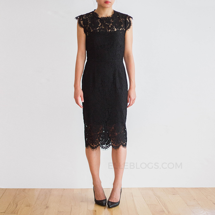 Review: Rachel Zoe Suzette Lace Dress + Estelle Open-Back Lace Gown