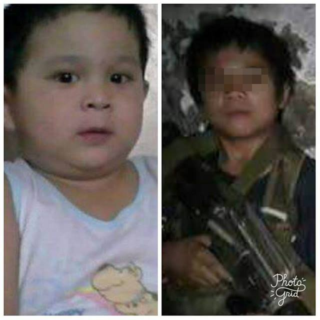 Missing boy bears resemblance with Maute child warrior