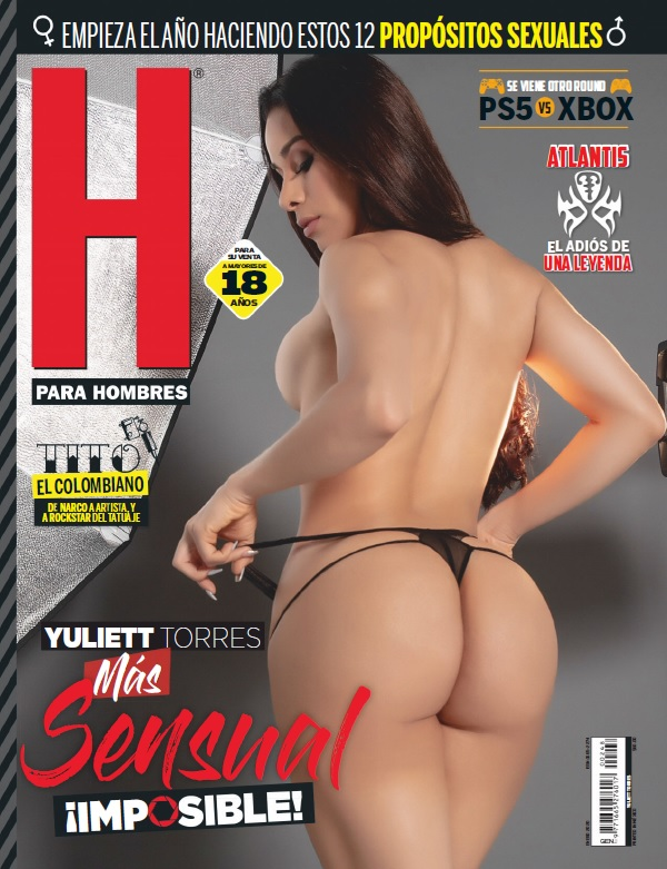 Yuliett Torres Revista H