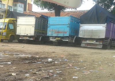 Jasa Angkutan Barang Truk di Malang