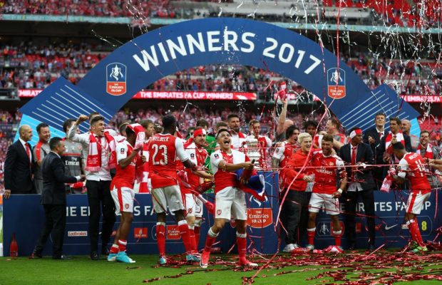 Arsenal Juara FA Cup 2017, The Blues Gagal Kawinkan Gelar