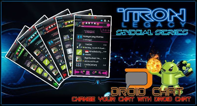Droid Chat V4.7.21 Tron Evolution
