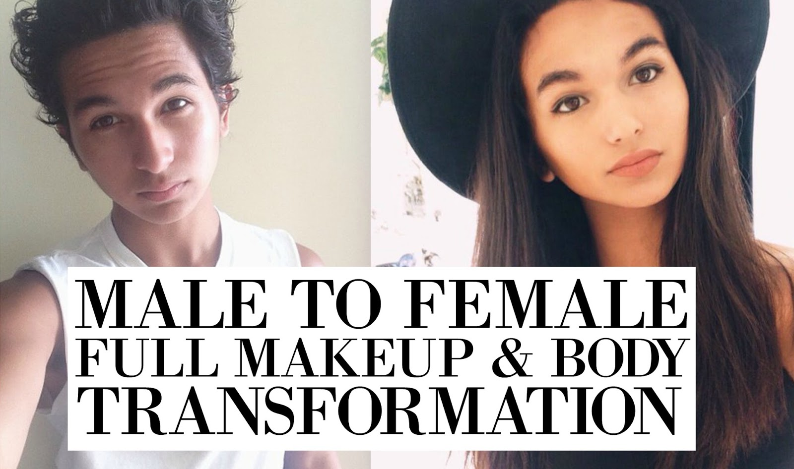 Male To Female Tf