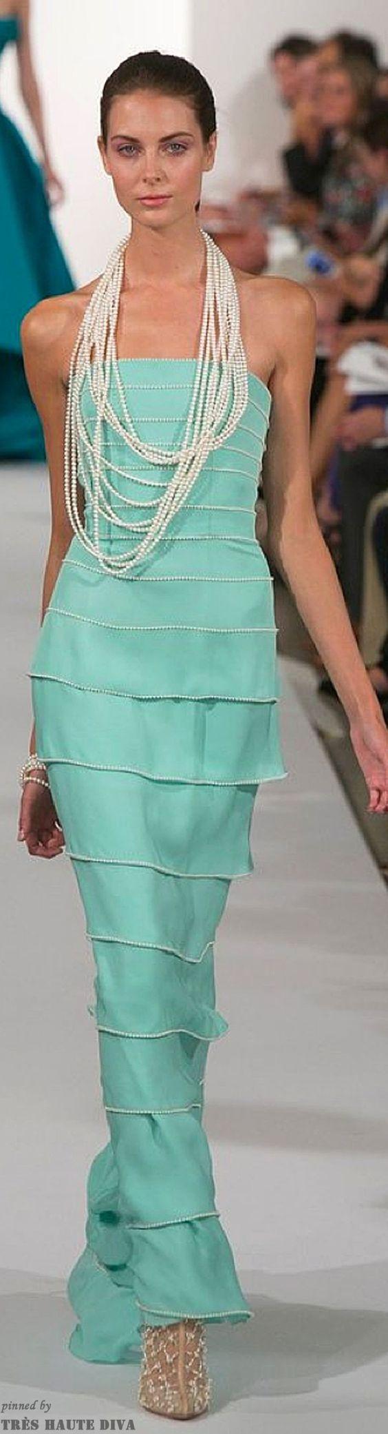 OSCAR DE LA RENTA, summer outfit...!