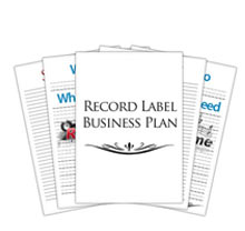 Record Label Business Plan – Executive Summary Sample