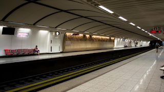 Μέχρι τη Νίκαια θα φθάνει τον Ιούνιο η γραμμή 3 του Μετρό