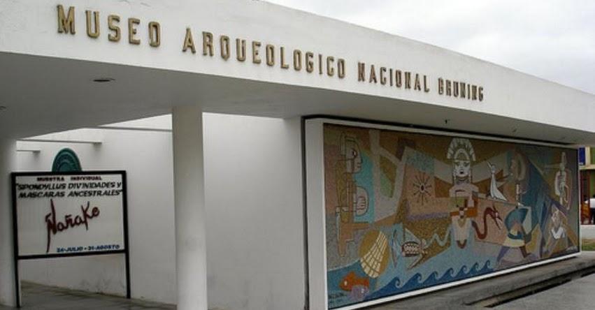 Suspenden atención en cinco museos de Lambayeque debido a intensas lluvias