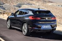 BMW X2 M35i (2019) Rear Side