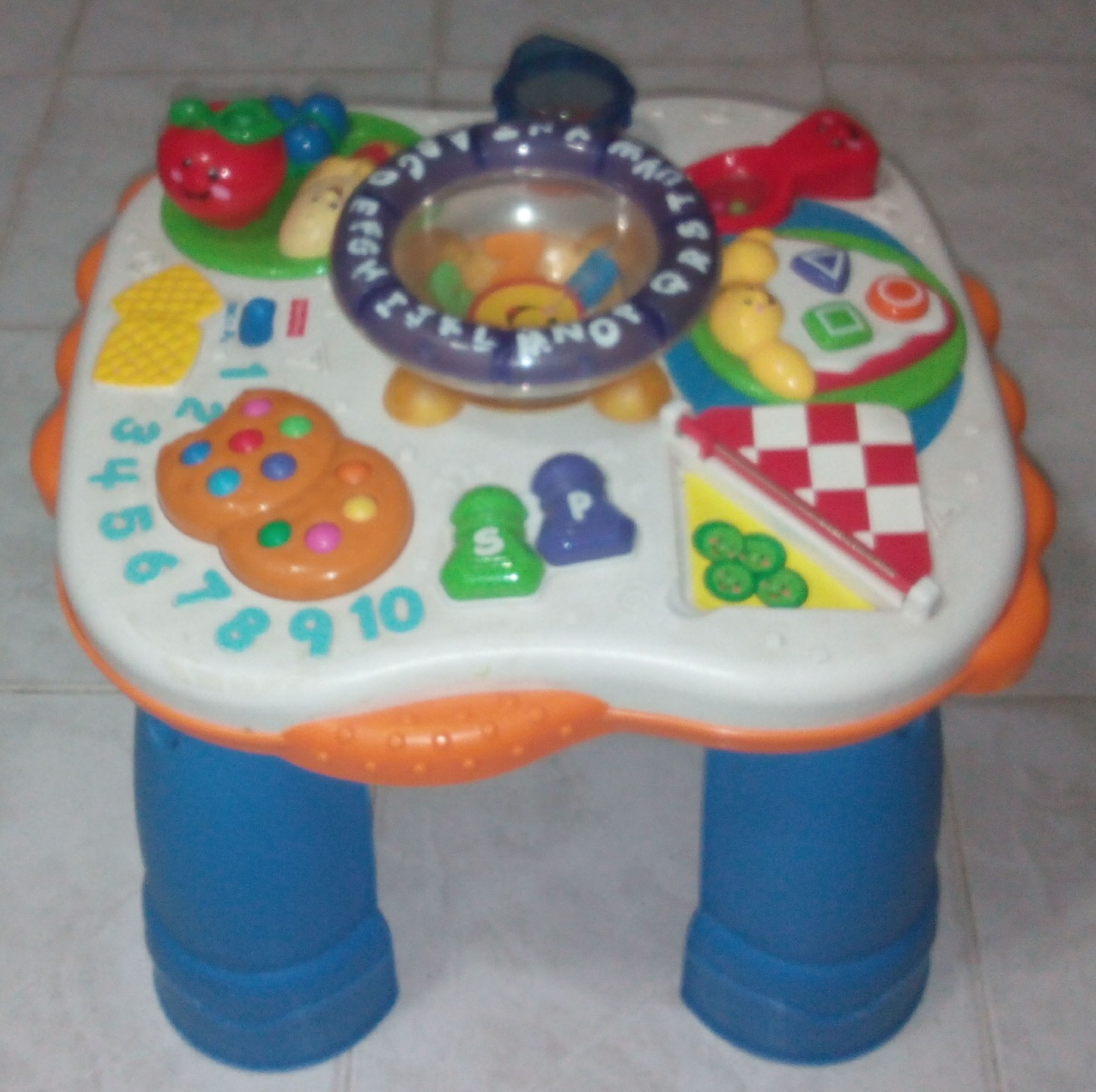 Fisher Price Table And Chairs Tenderlovingcare Toys Fisher Price Laugh And Learn Learning