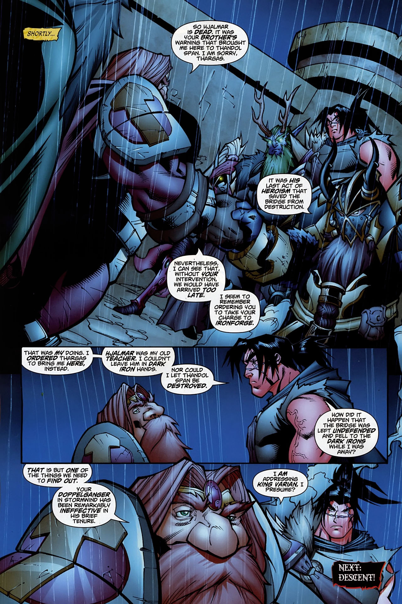Read online World of Warcraft comic -  Issue #10 - 24