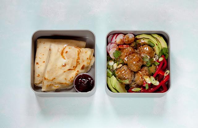 lunchbox, bento, jedzonk do pracy