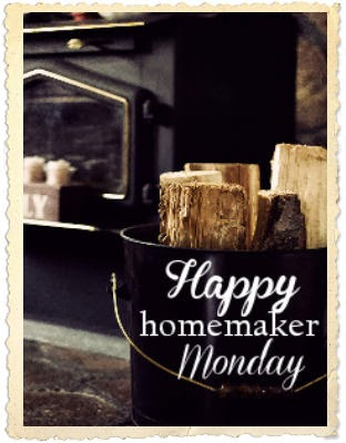 Happy Homemaker Monday - 12/28/2015