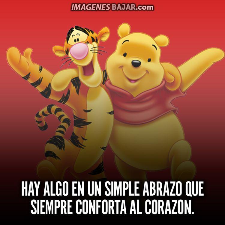 Imagenes De Winnie Pooh Con Frases De Amor