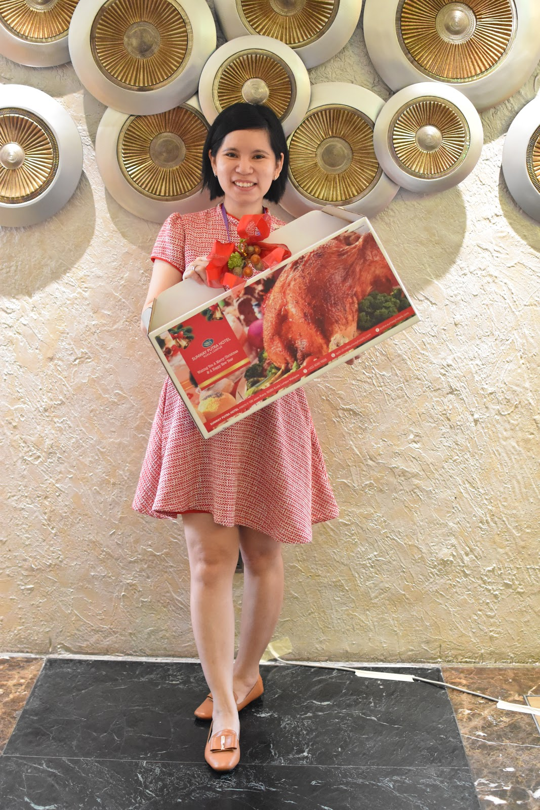 Christmas and New Year Celebrations At Sunway Putra Hotel