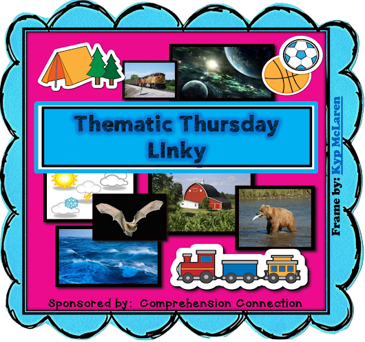 Thematic Thursday: Reindeer