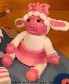 McStuffin tårtfigur