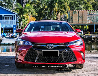 2016 Toyota Camry Atara S Review Canada