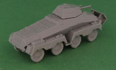 German Schwerer Panzerspähwagen Sd Kfz 231 8-Rad picture 6