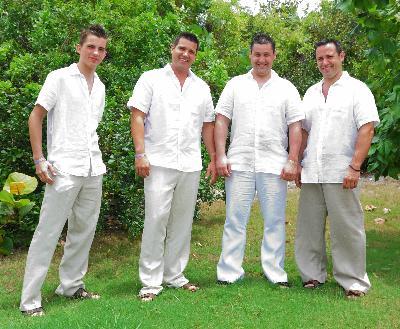 Men S Beach Wedding Attire Made Easy By Missy Mcgill
