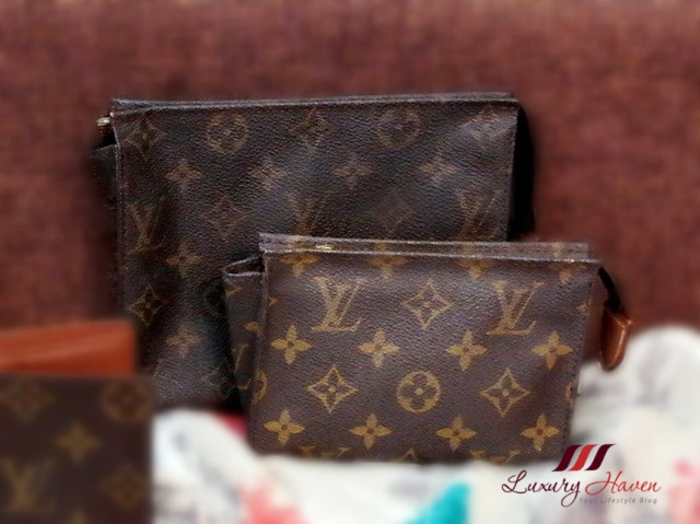 louis vuitton monogram canvas toiletries bag