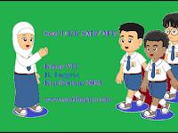 Soal UAS B. Inggris Kelas 7 Semester 2 Kurikulum 2013