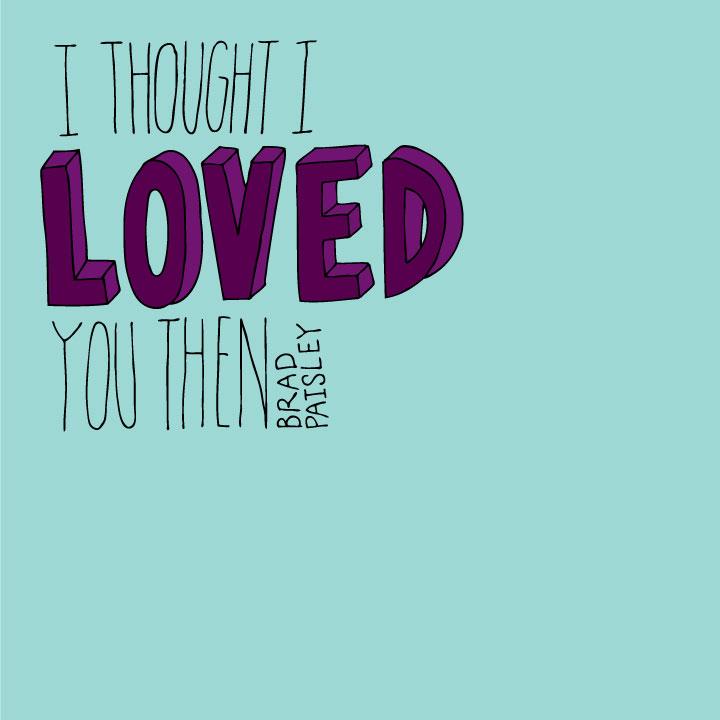 Download I thought I loved you then | 118 ~ Jana Miller Portfolio