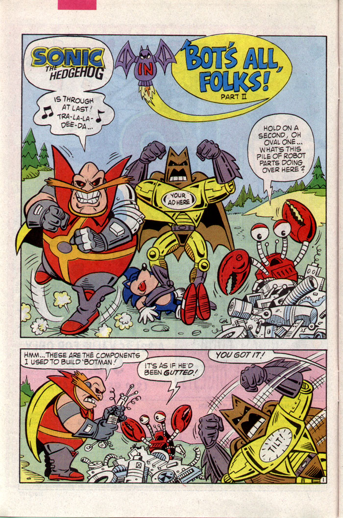 Read online Sonic The Hedgehog comic -  Issue #8 - 7