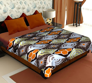 fleece blanket from flipkart
