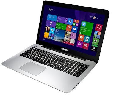 ASUS X555DG windows 8 OS laptop