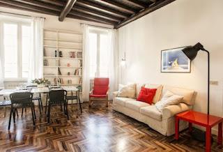 Alugar apartamento ROma 7 - Apartamento para alugar em Trastevere