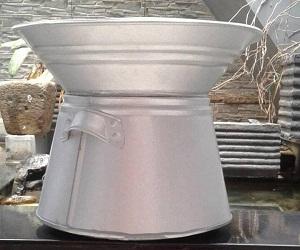 Seeng Nasi Kecil Bahan Anti Karat