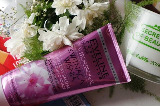 Letnia i lekka pielęgnacja ciała z balsamem Spa! Proffesional Eveline Cosmetics