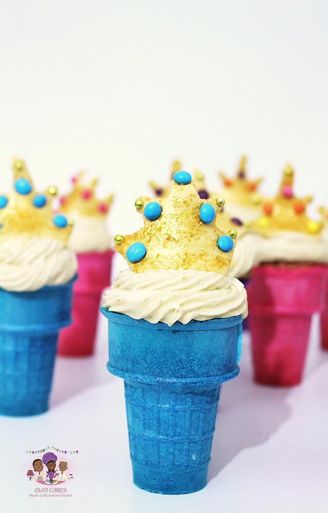 Reposteria creativa olivicakes falsos cupcakes helados reyes - Ingredientes reposteria creativa ...