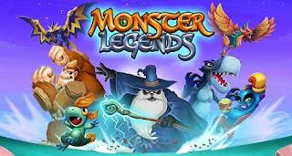 Tool Monster Legends Hack Gems Working 5/1/2016